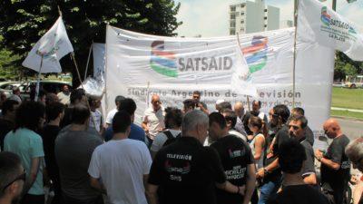 Trabajadores de Televisión vuelven al paro y movilizarán hoy al Ministerio de Trabajo