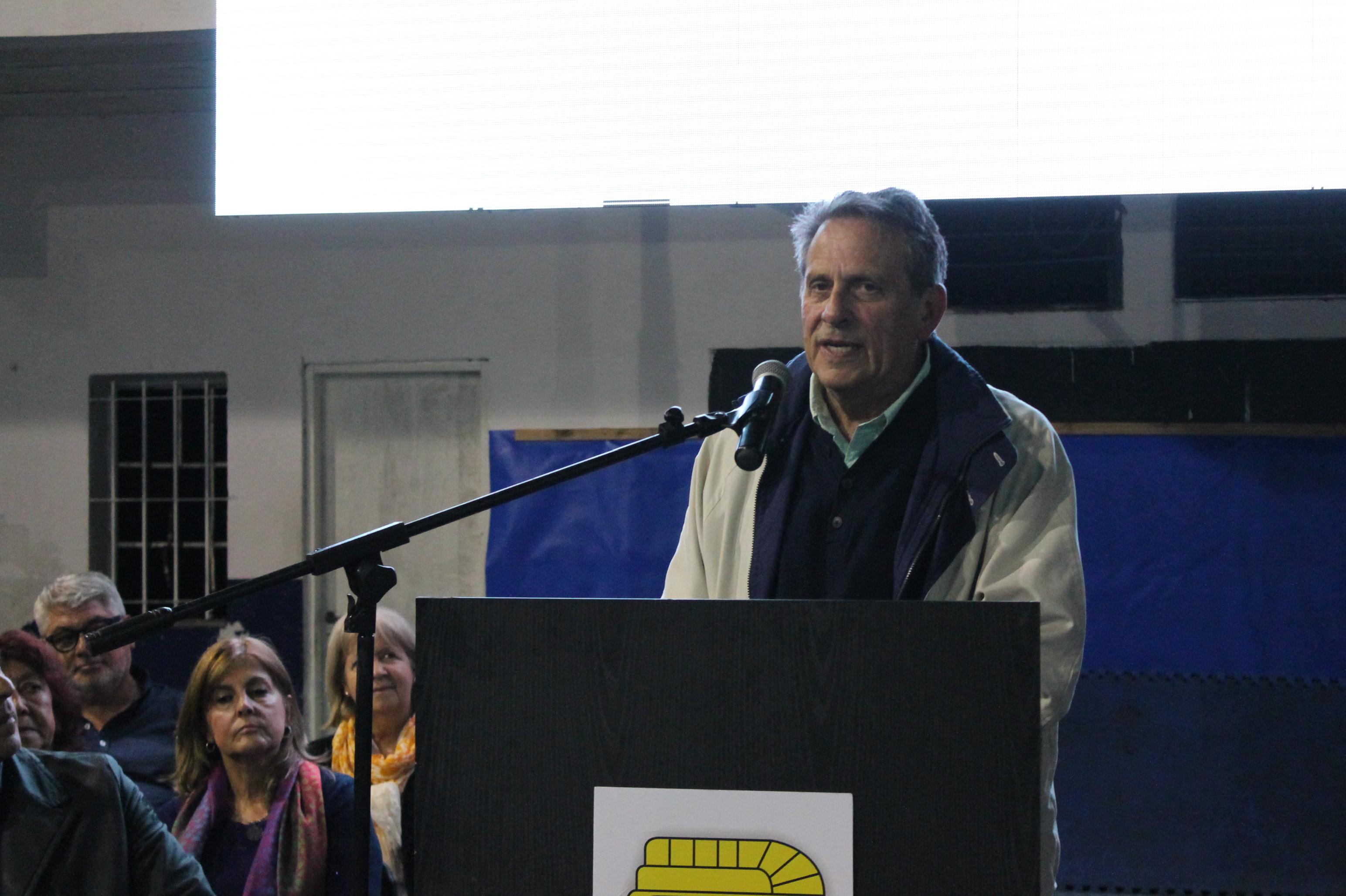 La Plata: Con Bonicatto a la cabeza, se lanzó Unidad Peronista para la Victoria