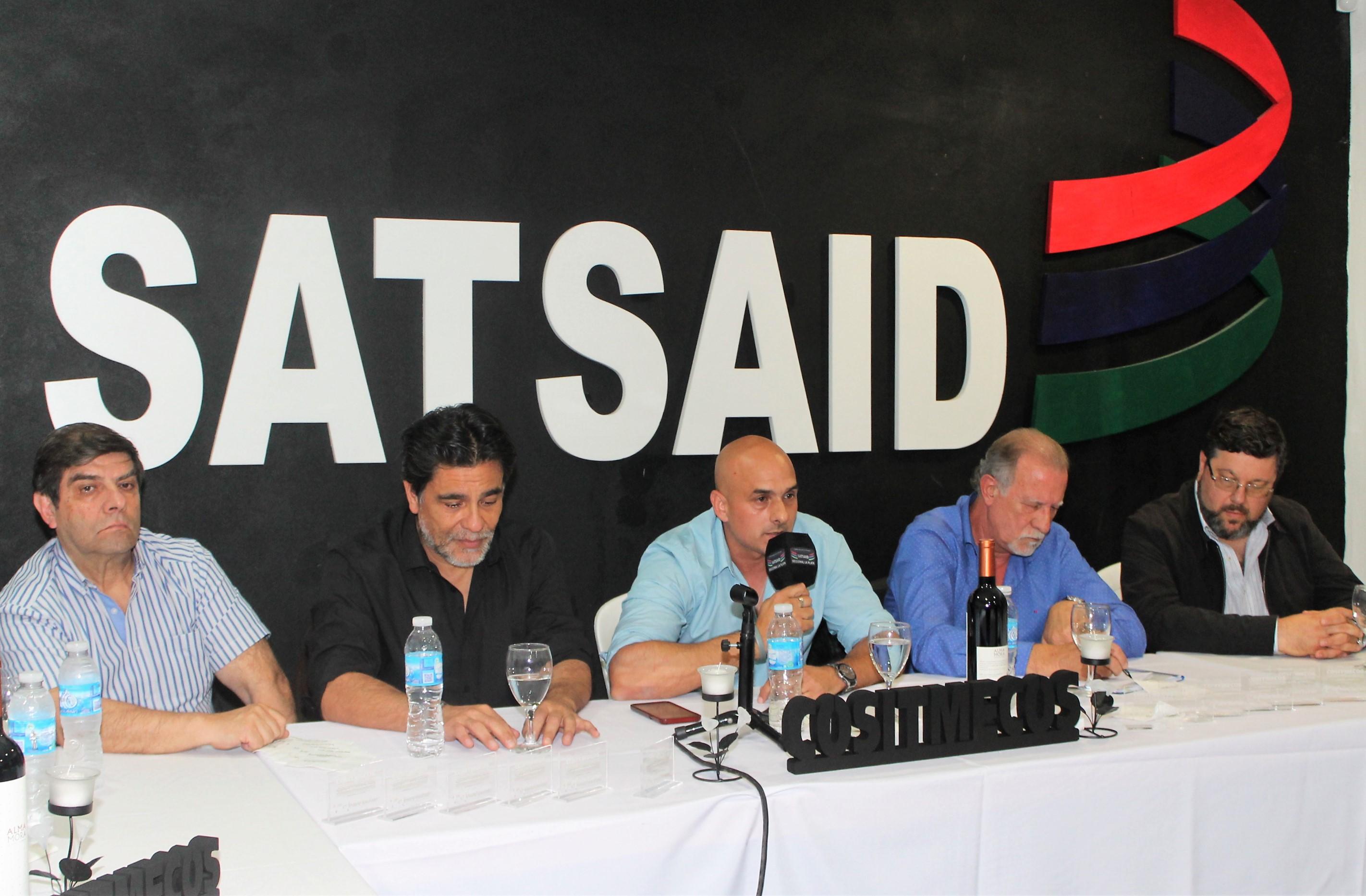 La Confederación de Sindicatos de Medios celebró su primer aniversario en La Plata