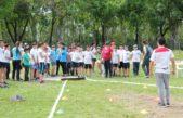 Campana / Más de 500 estudiantes participaron de un nuevo encuentro intercolegial de atletismo