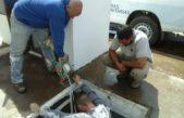 Rojas / Mejoras y modernización en la red de agua potable