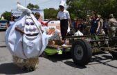 Villarino celebra una nueva edición de la Fiesta Nacional del Ajo