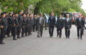 Bahía Blanca / El intendente participó de los festejos por el 196º aniversario de la Policía Federal