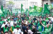Los trabajadores de Fabricaciones Militares resisten al vaciamiento
