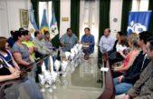 Almirante Brown / En el Día del Trabajador Municipal, Cascallares firmó 200 pases a planta