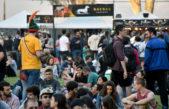 La Plata / Más de 50 mil personas disfrutaron de las fiestas cerveceras