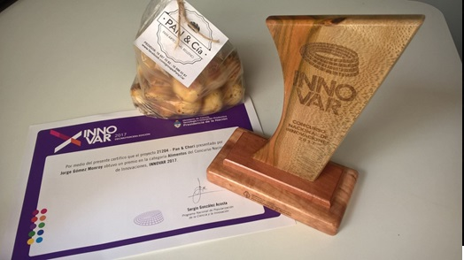 "El ""Mini Chori"" platense, logró el Premio Innovar 2017"