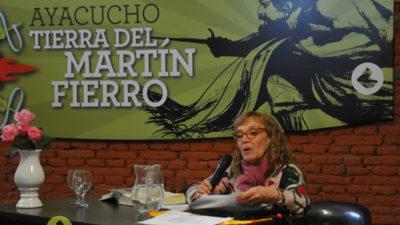 Ayacucho / Se realizaron las sextas jornadas martinfierristas, un clásico éxito en las tierras del gaucho argentino