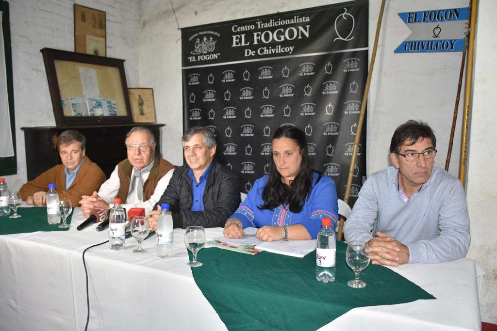 Chivilcoy / Se presentó la Fiesta Provincial del Resero en el Fogón