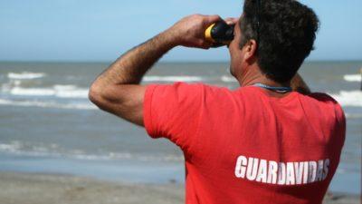 Se palpita el verano en La Costa: El miércoles comienza la temporada de guardavidas