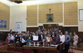 #MardelPlata / La iglesia Evangélica Luterana recordó los 500 años de la Reforma protestante en el Concejo Deliberante