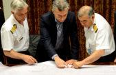 """Macri con más dudas que certezas, garantizó que """"van a continuar con la búsqueda"""""""