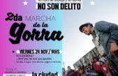 """Contra la violencia policial: se realizará una nueva """"Marcha de la Gorra"""" en La Plata"""
