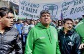 Pablo Moyano prepara una movilización contra el gobierno y la Reforma Laboral que se está impulsando