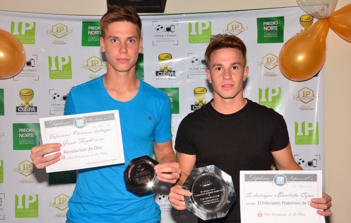 Por undécimo año consecutivo, juveniles de Estudiantes y Gimnasia serán premiados por Inferiores Platenses