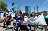 La Plata / Desfiles, bandas locales y mucho color: así celebró San Carlos su 25° Aniversario