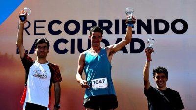 El recolector de residuos maratonista ganó los 21K de La Plata