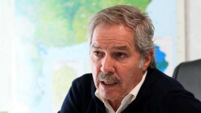 """Felipe Solá: """"No vamos a votar contra la tercera edad y los laburantes"""""""