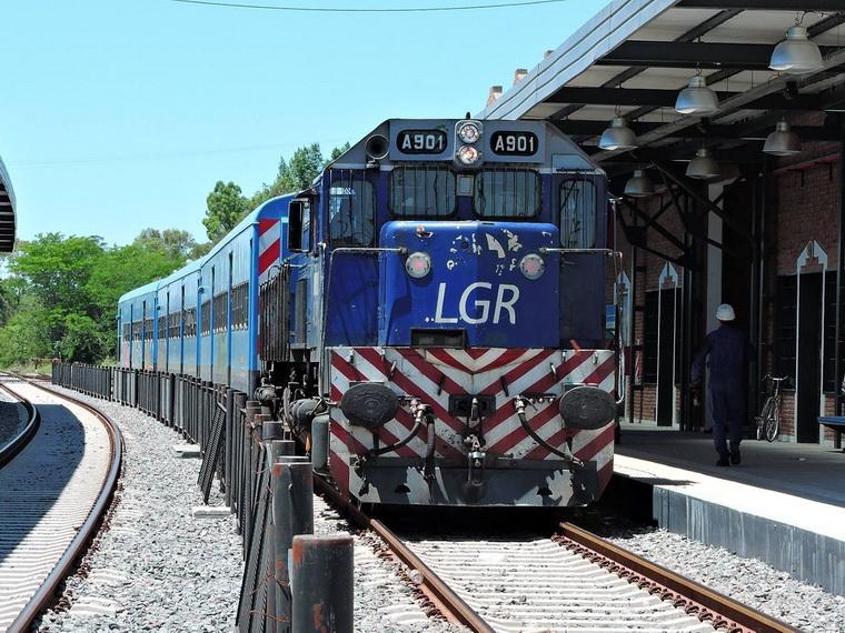 En diciembre volverá a funcionar el tren a Chascomús
