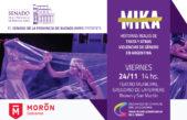 """Se presentará en Morón """"Mika"""", una obra sobre la trata y la violencia de género"""