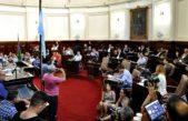 La Plata / se aprobó el Presupuesto 2018 con un recorte en el gasto político y fuerte inversión en Obras