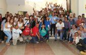 Bolívar / Pisano con una copa despidió el año con todos los empleados municipales
