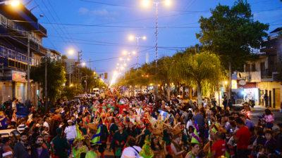 San Fernando / Miles de vecinos vivieron con alegría los festejos navideños
