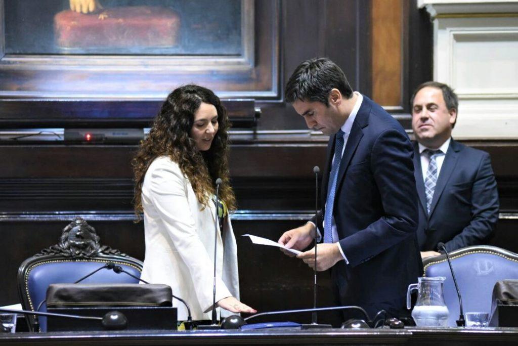 Asunción Marisol Merquel - Vicepresidenta HCDBA