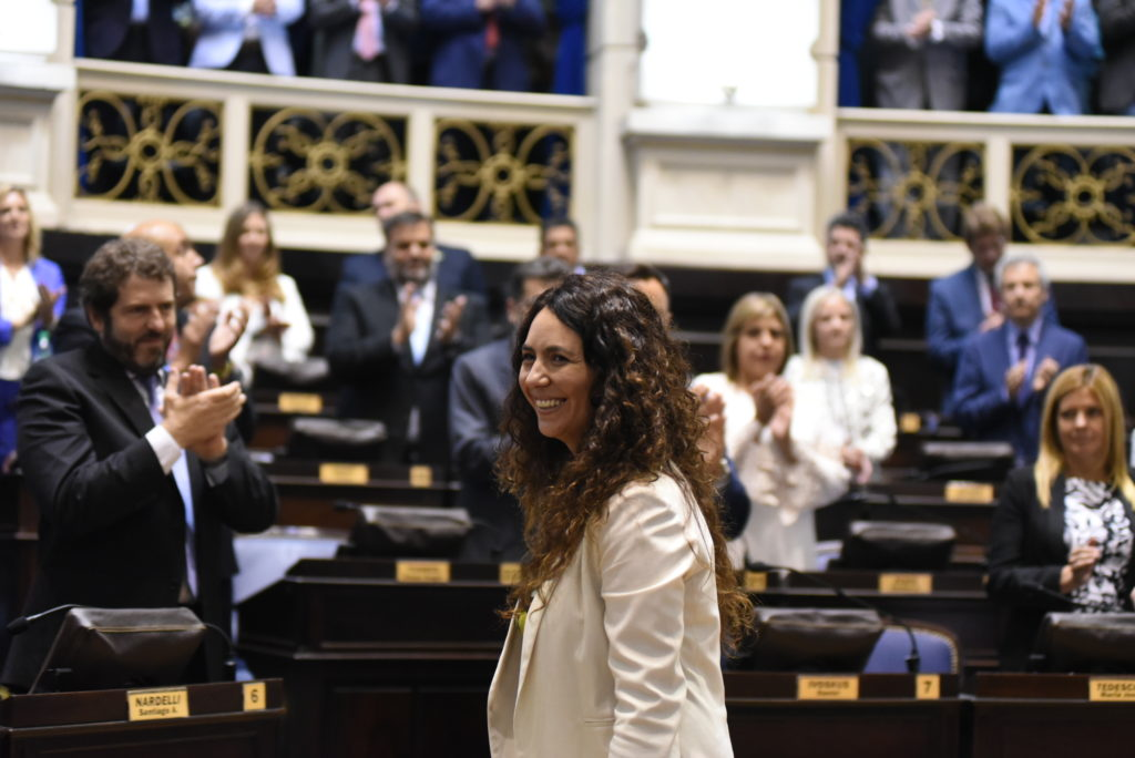 Asunción Marisol Merquel - Vicepresidenta HCDBA (2)