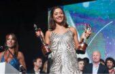 Con tan sólo 17 años, Delfina Pignatiello ganó el Olimpia de oro