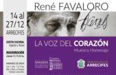 La Voz del Corazón: se realizará un homenaje a René Favaloro en Arrecifes