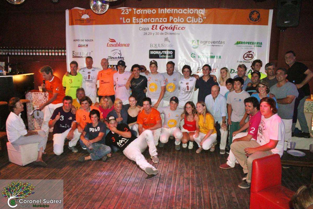 """Este sábado Coronel Suárez se pone la celeste y blanca para recibir el 24º Torneo Internacional """"La Esperanza Polo Club"""""""