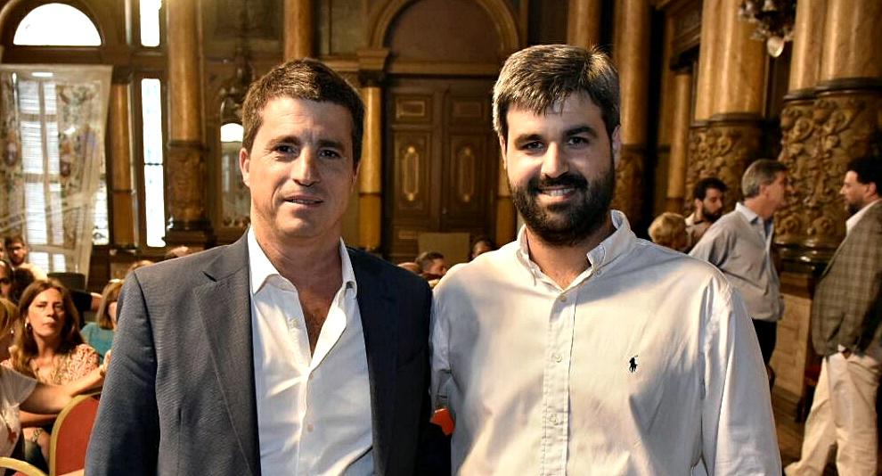 La Plata / Allan destacó la asunción de Bolino en el Consejo Escolar y le pegó a la gestión Birocho