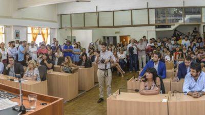 Hurlingham / Kirchneristas y massistas se juntaron para que Zabaleta retenga la Presidencia del Concejo