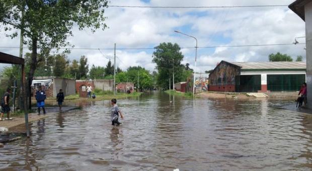 La Provincia avanza con un sistema de alerta de inundaciones