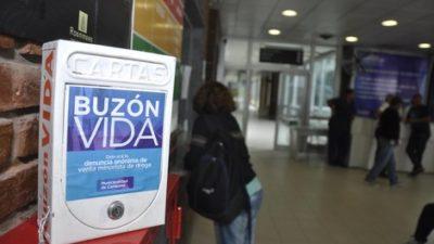 Campana / el intendente junta denuncias vecinales por venta de droga en un buzón