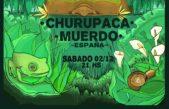 Noche imperdible con Churupaca y Muerdo en el Teatro Sala Opera de la ciudad de La Plata