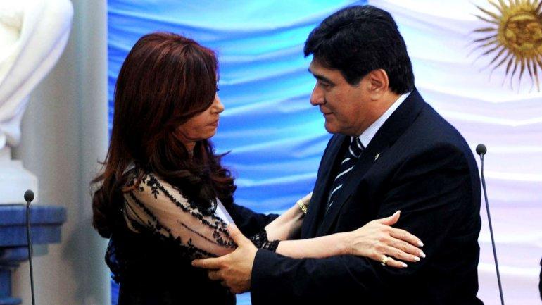 Detuvieron a Zannini y D'Elía, y piden el desafuero de Cristina para encarcelarla