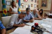 Tres empresas firmaron escrituras en el parque industrial de Chivilcoy