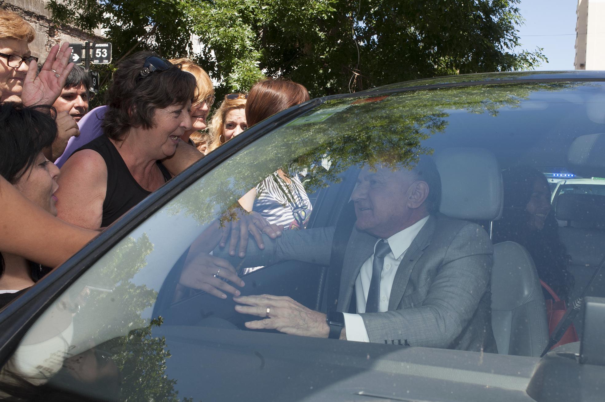 Julio Pereyra es el nuevo jefe de una de las bancadas peronistas