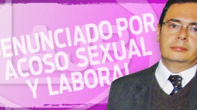 Olavarría / buscan destituir a un Juez por acoso sexual y violencia laboral