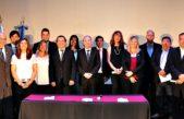 Monte Hermoso / Marcos Fernández encabezó la jura de los nuevos concejales