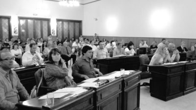 Impuestazo en Olavarría: aumentan las tasas, el boleto de colectivo y el estacionamiento medido