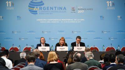 """Desde APYME se oponen a la cumbre de la OMC en Buenos Aires """"Tenemos todo que perder con los acuerdos de libre comercio"""""""