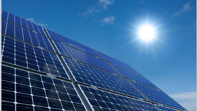 Lincoln inauguró un Parque Solar Fotovoltaico único en la Región