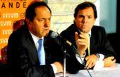 """Scioli """"muy complicado"""", allanan empresas que lo vinculan"""