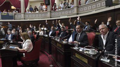 El Senado bonaerense aprobó la adhesión a la Ley de ART que estuvo trabada durante meses
