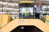 La Plata tiene una nueva planta de CEAMSE que recicla mil toneladas de residuos por día