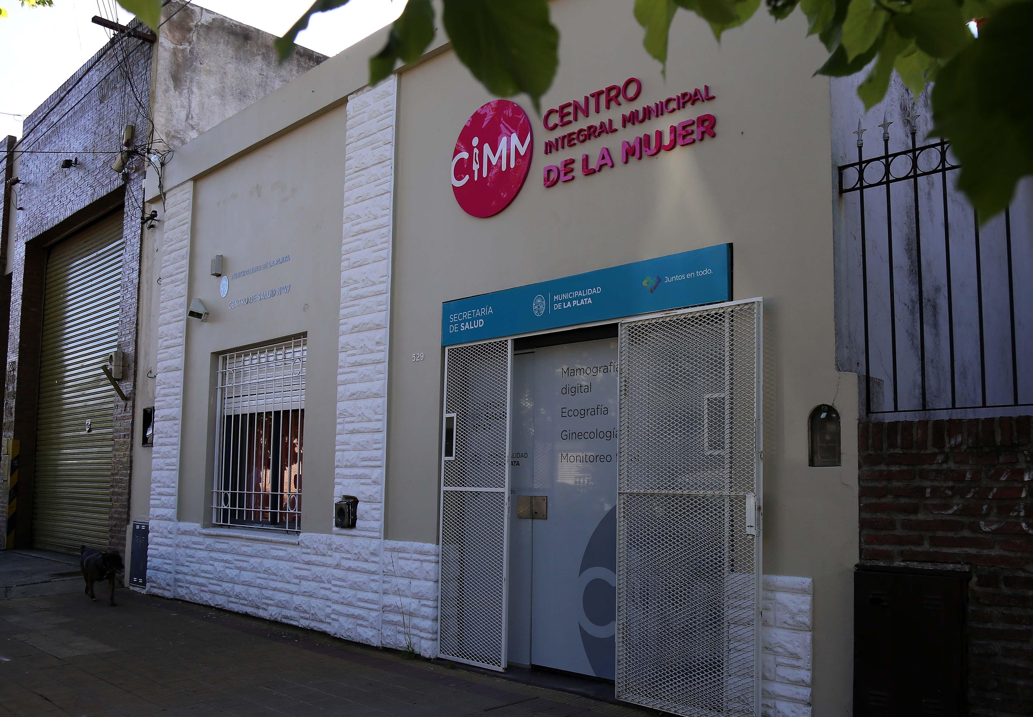 Se inauguró en La Plata el primer Centro Municipal de Atención Integral para la Mujer