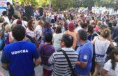 Volanteada y Festival en Mar del Plata por la educación pública